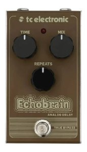 Pedal Tc Electronic ECHOBRAIN ANALOG DELAY