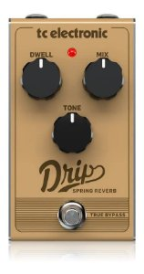 Pedal Tc Electronic DRIP SPRING REVERB