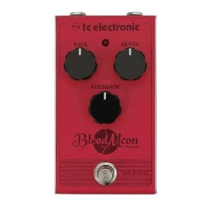 Pedal Tc Electronic Blood Moon Phaser Para Guitarra