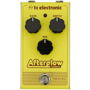 Pedal Tc Electronic AFTERGLOW CHORUS