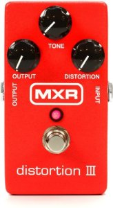 PEDAL MXR M115 DISTORTION III DUNLOP
