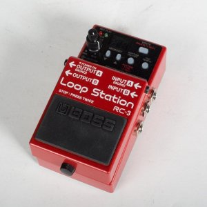 PEDAL BOSS Rc3 GUITARRA LOOP STATION - EFEITO -  RC-3