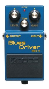 Pedal Boss Bd2 Guitarra Blues Drive - Efeito - BD 2