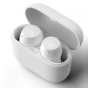 Fone TWS Bluetooth 5.0 aptX e cVc EDIFIER X3 - Branco