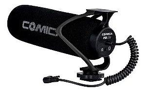 Microfone Camera e Smart Phone Comica Cvmv30 Lite Cardioide