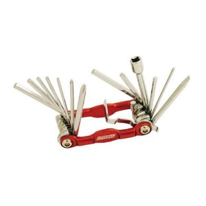 KIT CHAVE CRUZTOOLS GROOVETECH DRUM MULTI-TOOL GTDMT