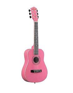 Violão Infantil Tagima KIDS Pink Rosa V2NYPI