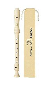 Flauta Doce Yamaha YRS23 Soprano Germanica Original