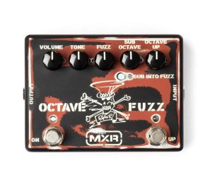 Pedal MXR Slash Octave Fuzz Dunlop SF01 8621