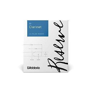 Palheta Daddario Reserve para Clarinete 2.0 DCR1020
