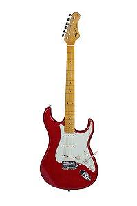 Guitarra Elétrica Tagima TG-530 Woodstock Series MR Vermelho