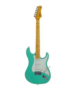 Guitarra Elétrica Tagima TG-530 Woodstock Series SG Verde