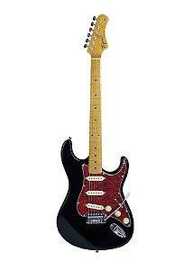 Guitarra Elétrica Tagima TG-530 Woodstock Series BK Preto