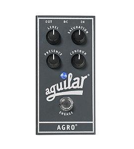 Pedal Aguilar Distorção Agro Bass (Baixo)