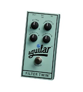 Pedal Aguilar Filter Twin