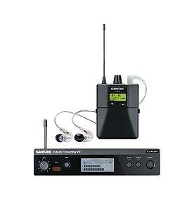 Sistema Monitoramento S/fio Ear Shure Psm300