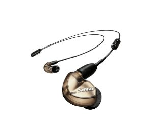 Fone de Ouvido Shure Bluetooth Bronze SE535-V+BT2