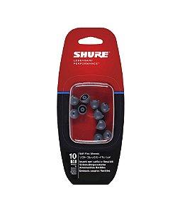Espuma Shure para Fone Pequeno c/10 un EASFX1-10S
