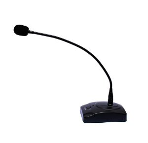 Microfone de Mesa Profissional Soundvoice Gooseneck MM100