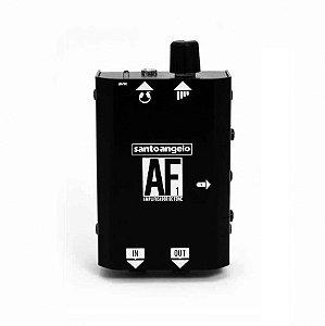 Amplificador Santo Angelo Para Fones De Ouvido Mod Af1 Preto