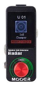 Pedal Mooer Simulador Cx-ac Radar Ms1