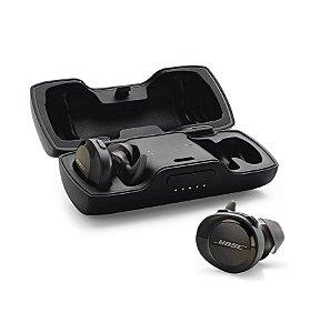 Fones de ouvido sem fio Bose Soundsport Preto