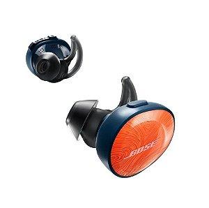 Fones de ouvido sem fio Bose Soundsport Laranja Brilhante