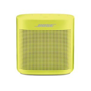Caixa de som Bose SoundLink Color II com bluetooth Amarelo
