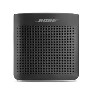 Caixa de som Bose SoundLink Color II com bluetooth Preto