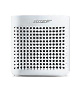 Caixa de som Bose SoundLink Color II com bluetooth Branco