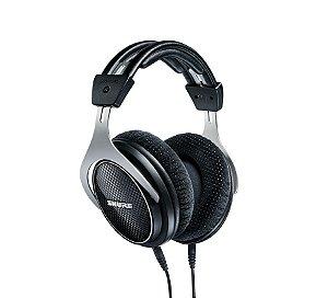 Fone de Ouvido Shure para Monitoração Profissional SRH1540