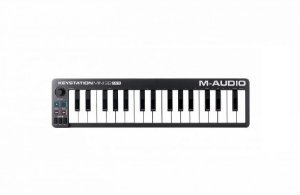 Keystation Mini M-Audio 32 Mk3 Teclado Controlador 32 Teclas