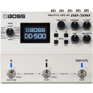 PEDAL BOSS DELAY DD-500