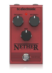 Pedal De Guitarra Tc Electronic Nether Octaver