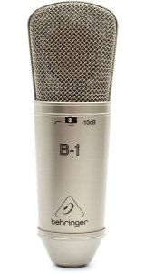 Microfone  Behringer B-1 Cardioide