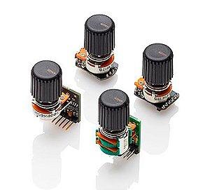 Circuito EMG p/ Baixo 4 Pots System EMG-BTS-SUM