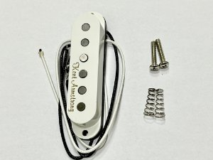 Captador Kent Armstrong p/ Guitarra Single Coil CSTS1NWH