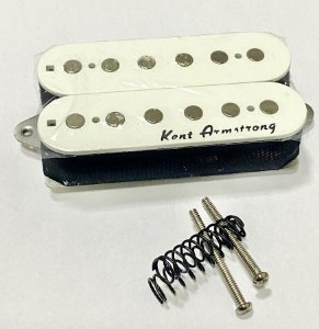 Captador Kent Armstrong p/ Guitarra Humbucker M214KWH