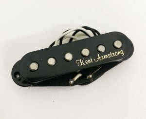 Captador Kent Armstrong p/ Guitarra Single Ponte STV1RUM