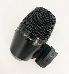 Microfone Shure Dinâmico Cardióide Bumbo PGA52XLR MOSTRUÁRIO