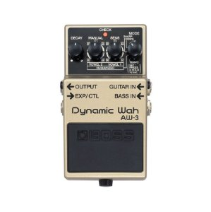 Pedal de Efeito Boss para Guitarra Dynamic Wah AW-3