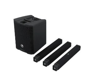 Sistema Portátil Mackie De Pa Srm-flex c/ Bluetooth
