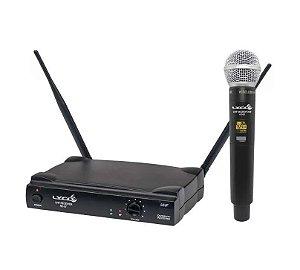 Microfone Lyco Sem Fio UHF de Mão UHO7M