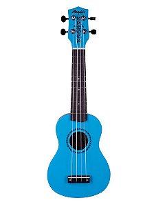 Ukulele Tagima Memphis Honu Nylon Daphine Blue Azul