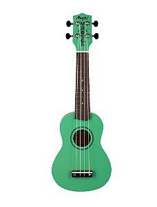 Ukulele Tagima Memphis Honu Nylon Surf Green Verde