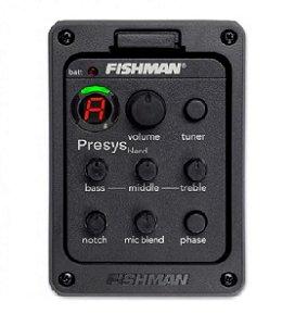 PRE AMPLIFICADOR FISHIMAN PRESYS PLUS PRO-PSY-201