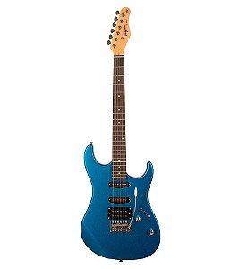 Guitarra Tagima Tg-510 Stratocaster Metallic Blue
