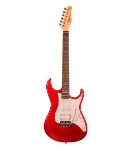 Guitarra Tagima Tg-520 Super Strato Candy Apple