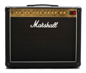 Amplificador Marshall Dsl Dsl40 Cr Valvulado 40w