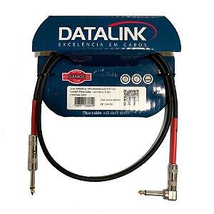 Cabo Datalink Garage P10/P10 90 Preto GI036 1 metro